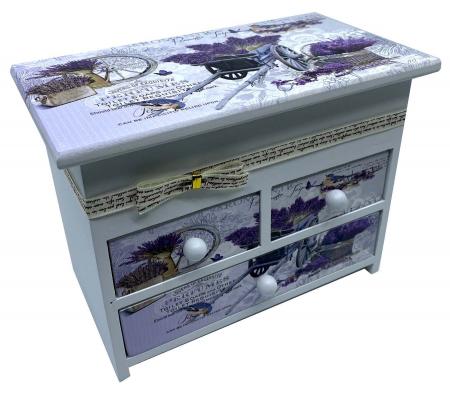 Cutie de Bijuterii Lavender [3]