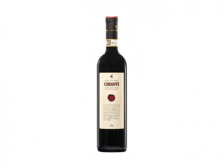 Cutie Vin Black cu 4 Accesorii & Vin Chianti Rosu Sec 0.75 l [1]