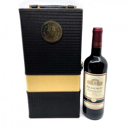 Cutie Vin Premium Quality Wine 3 Accesorii Bordeaux
