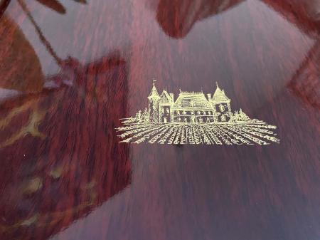 Cutie Vin Dubla din Lemn cu 3 Accesorii + Vin Bordeaux + Vin Chianti [5]
