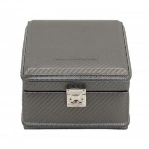 Cutie 4 ceasuri Carbon Grey Blue by Friedrich - Made in Germany1