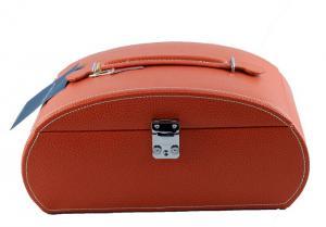 Cutie Bijuterii Leather Orange by Friedrich - Made in Germany3