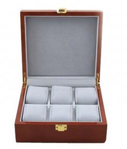 Cutie de ceasuri Wooden Luxury for 6 watches0