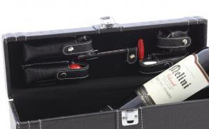 Cutie Royal Black de vin cu accessorii1