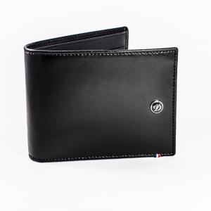 Set Leather Wallet Bank Note Black S.T. Dupont si Note Pad Black Hugo Boss1