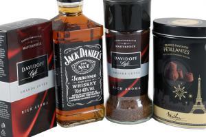 Delights for Men with Jack Daniels & Davidoff1