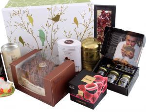 Deluxe Easter Gift Box, cu Trufe de Padure si Sampanie cu Aur3