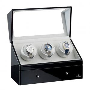 Watch Winder San Diego 3 by Designhütte – Made in Germany