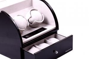 Designhutte Watch Winder Basel 2 BK - personalizabil1