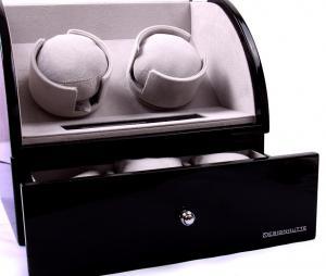 Designhutte Watch Winder Basel 2 BK - personalizabil3