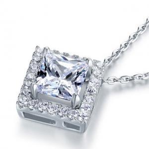 Colier Borealy Argint 925 Diamonds Princess2