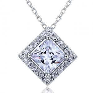 Colier Borealy Argint 925 Diamonds Princess