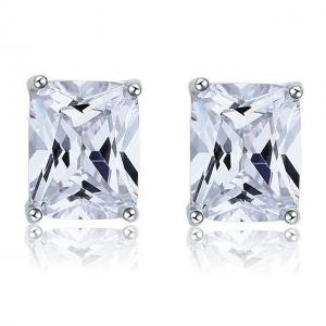 Cercei Borealy Argint 925 Diamonds Square0