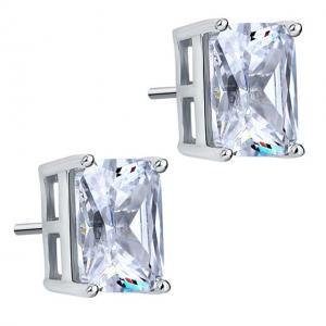 Cercei Borealy Argint 925 Diamonds Square2