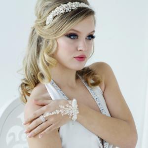 Bratara Borealy Pearls Divine2