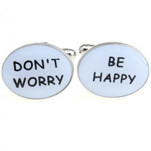 Butoni Borealy DON'T WORRY BE HAPPY
