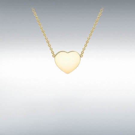 Colier Aur 9 Kt  Love personalizabil