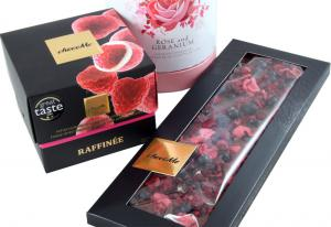 Exquisite Gift with Scottish Fine Soaps & ChocoMe3
