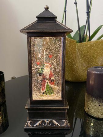 Felinar Mare Magic Christmas Santa Clause 28 cm1