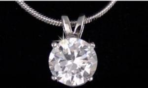 Diamond 3,5ct Set Medalion & Cercei by Borealy [4]