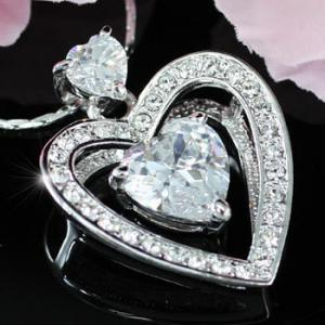 Colier Borealy Diamonds Love... Love... Love...1