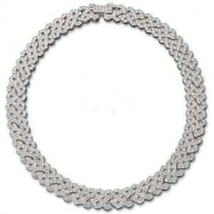 Iris Diamonds Colier by Borealy0