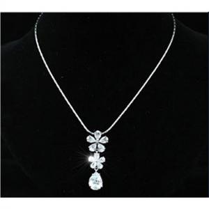 Colier Borealy Diamonds Flowers4