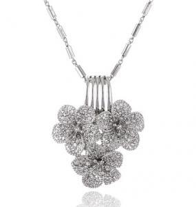 Flora Set Medalion, Cercei, Bratara si Inel Borealy3