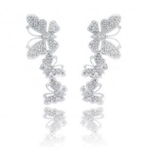 Set Borealy Cercei Colier şi Brăţară Butterfly3