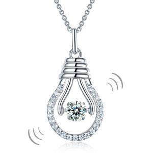 Colier Dancing Crystal Idea by Borealy Argint 925