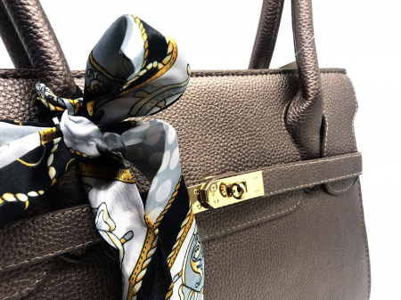 Geanta Leder Bronze Togo [1]