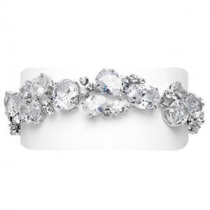 Glamour White Diamonds Bratara0
