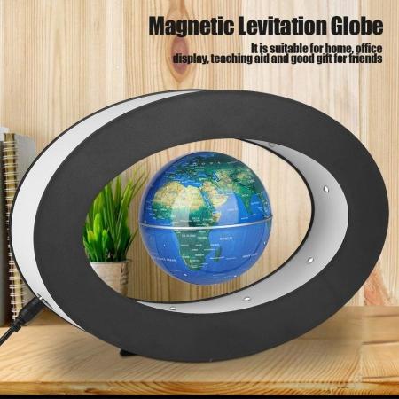Glob Pământesc Levitaţie Desk3