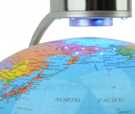 Glob Pământesc Levitaţie cu Led Desk Big 32 cm4