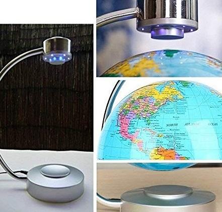 Glob Pământesc Levitaţie cu Led Desk Big 32 cm2