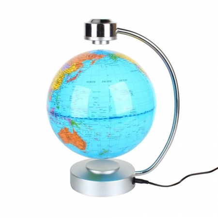 Glob Pământesc Levitaţie cu Led Desk