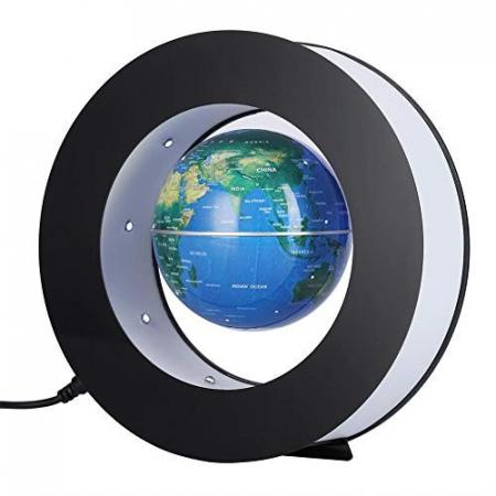 Glob Pământesc Levitaţie Round0