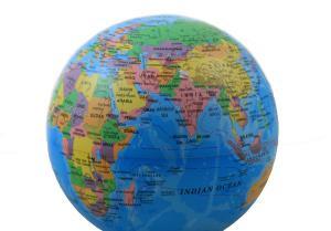 Glob Pământesc Rotativ Suspendat2