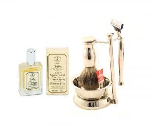 Luxury Shaving Set by Erbe Solingen - Made in Germany0