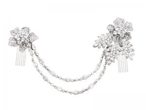 Tiara Borealy Great Gatsby Elite Headpiece