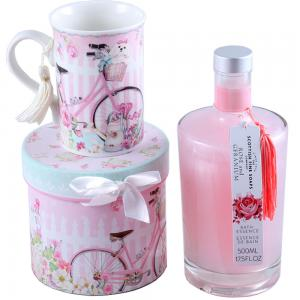 Happy Pink with Scottish Fine Soaps1