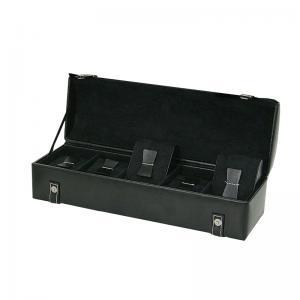 Set Cutie 5 Ceasuri Piele Naturală By Friedrich, seria Collector London Leather si Note Pad Black Hugo Boss3