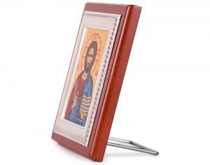 Icoana Iisus Hristos by Credan placata cu aur , made in Spain1