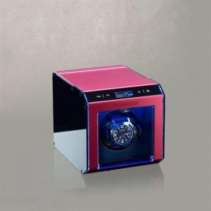 Watch Winder Alu Tec LCD by Designhütte – Made in Germany1