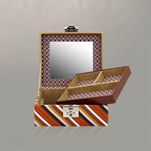 Cutie pentru Bijuterii Diagona L Maro de la Friedrich – Produs în Germania0