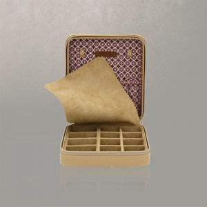 Cutie pentru Bijuterii Diagona Maro de la Friedrich – Produs în Germania0