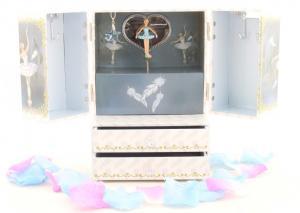 Cutie Muzicală Bijuterii Balerină Bleu&  Pandantiv 20 mm Blue Star2