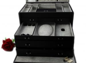 Premium Luxury Jewelry Case colectia Copenhagen by Friederich - Made in Germany4