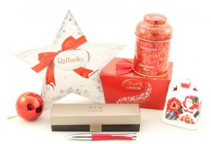 Coş Cadou Crăciun Business Red Christmas2