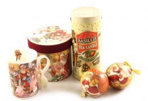 Cadou Tea Candle & Cana Mosului0